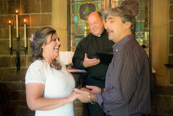 KEN & GLENDA WEDDING