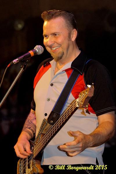 Shane Chisholm - Bill Hanson Birthday Surprise at Cook County Saloon 191