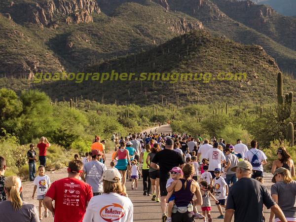 FitKidz Sabino Canyon 2014