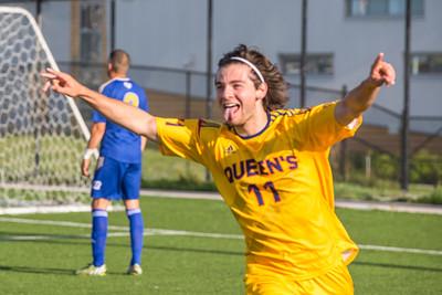 Men's Soccer - Queen's at Ryerson 20150920