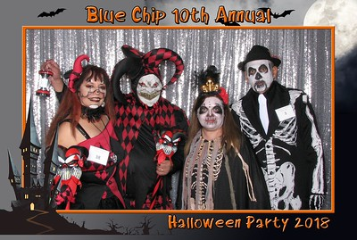Blue Chip Casino - Halloween party 2018