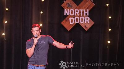Comedy at North Door
