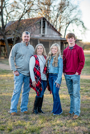 The Huddleston Family