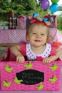 Hailey's 1st Birthday