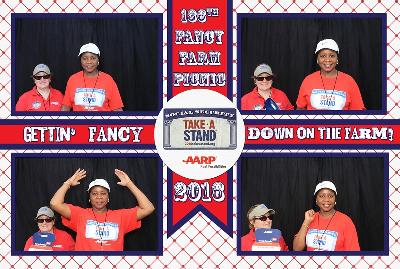 AARP - Fancy Farm 2016