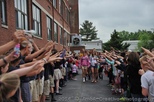 ASCS - 2014 : Class Farewell