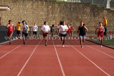 Girls 100m 031310
