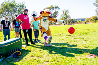 SDF Kickball Tournament September