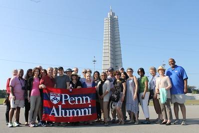 Penn Alumni Travel: Cuba 1 2015