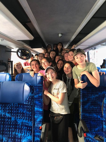 8th Grade Israel Trip 2018