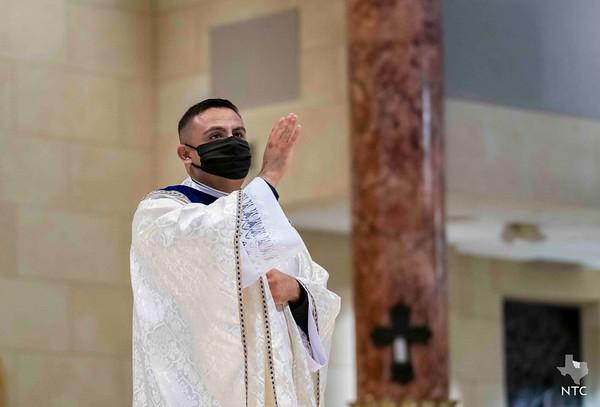 Priestly ordination of Pedro Martinez