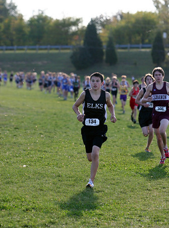 2008 Centerville MS Cross Country