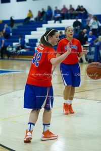 Lady Bruins Vs Ringgold 18 Dec 2012