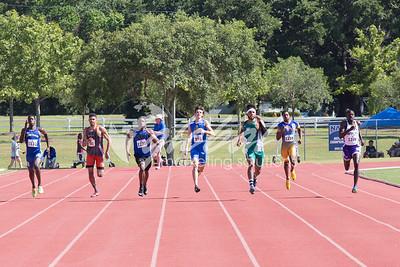 Men's 400m Trials