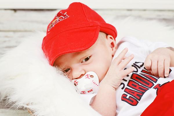 Landon// newborn// 2012