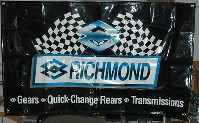 RICHMOND GEAR BANNER