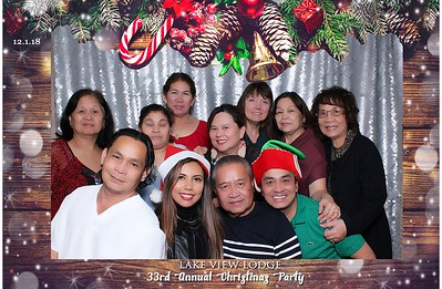 Lake View Lodge 33rd Annual Holiday Party