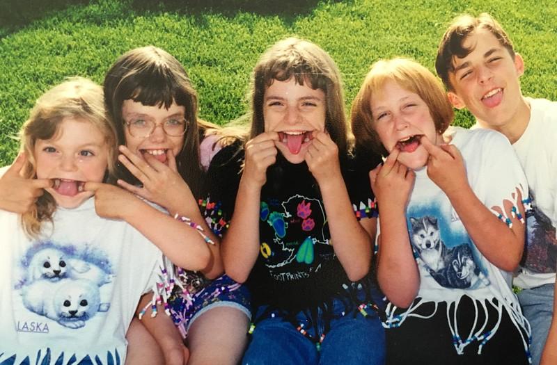 goofy kiddos