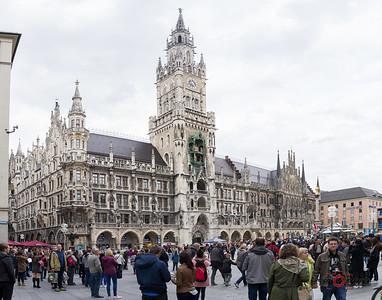 Apr 14 - Early Arrival - Munich, Germany