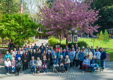 Sixty Plus Conference 2017