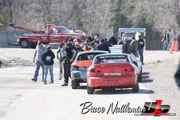 Slinger Speedway, April 29th, 2018