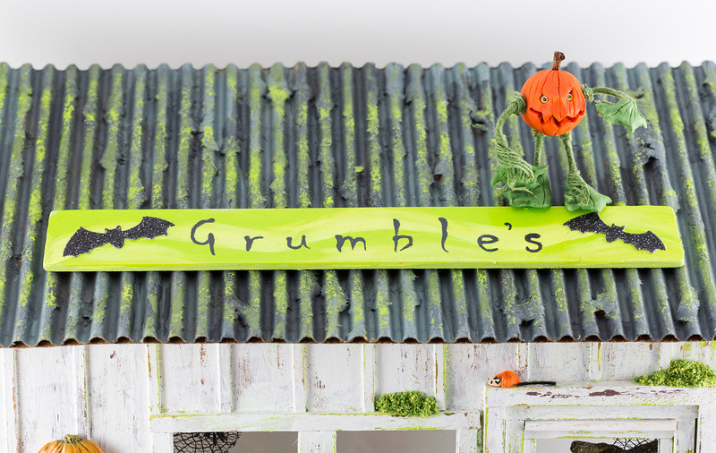 Grumble's Ghoulish Gourds and Peevish Pumpkins