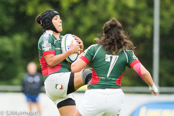 Mexico at WSWS Qualifiers in Dublin - Day 2