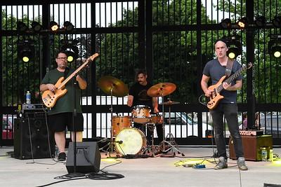 Steve Trohoske Trio at Perry Square