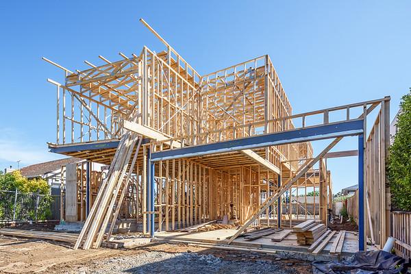 Aberfeldie House Progress