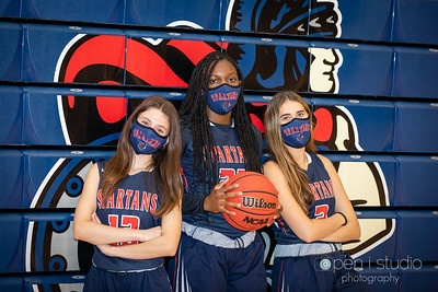 2020 Varsity Girls Basketball