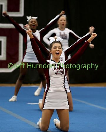 UGHS Comp Cheer 10-24-2015
