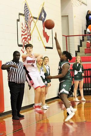 Shelbyville vs Hemphill Boys Basketball