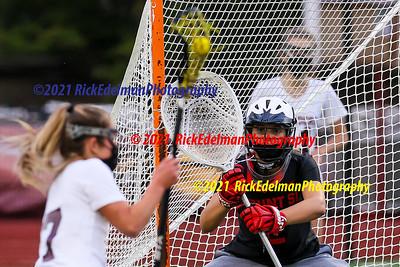 2021 Mount Si @ Mercer Island Women's Varsity Lacrosse