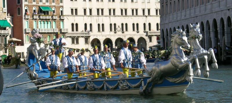 Regatta Storica a Venezia