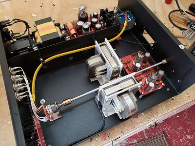 L3 Triple C core Pre-amplifier