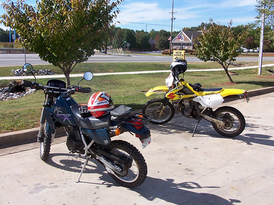 Dual Sport Rides - Gallery