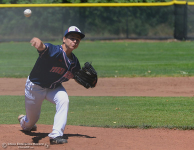PV vs. Las Plumas baseball April 22, 2014