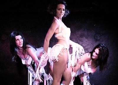 Heavenly Spies - Burlesque Betty