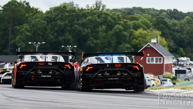 Lamborghini Trofeo Contact