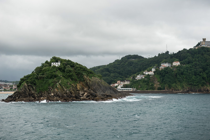 Island on the Bay of Biscay