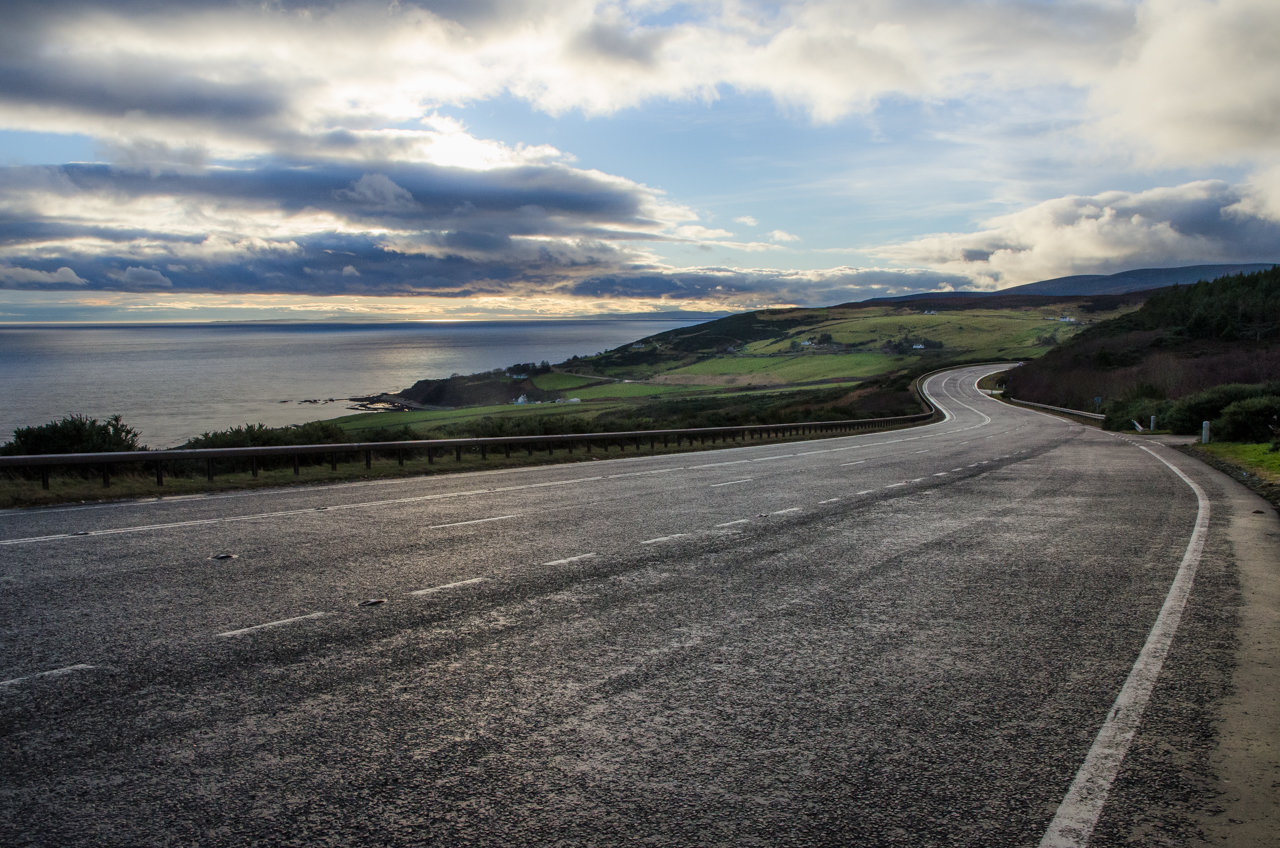 Driving the NC500 - Inverness to Thurso