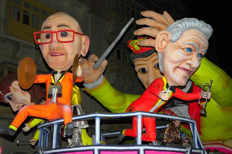 Carnival 2008 - Malta