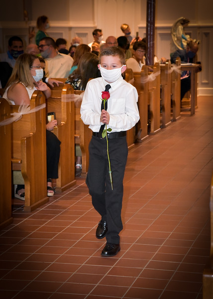 St. Mary's First Communion 2020