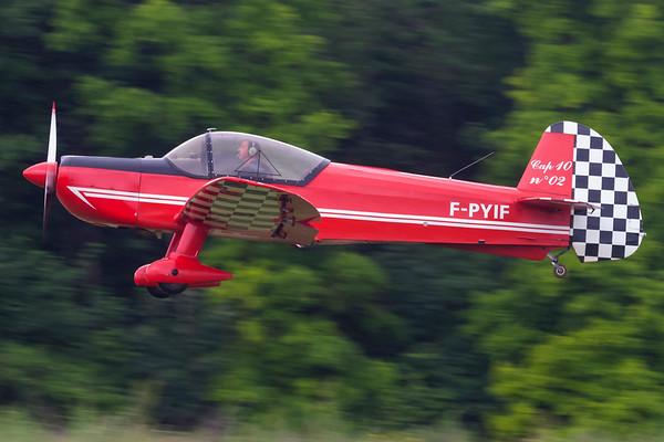 F-PYIF - Mudry CAP-10A