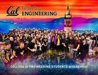 Ashraf addresses College of Engineering at UC Berkeley - 2/26/2019