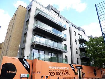 London E1- St Lukes Residential