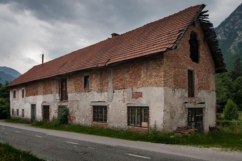 Derelict Old Building