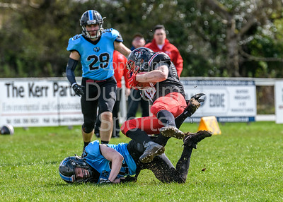 East Kilbride Pirates v Sheffield Giants