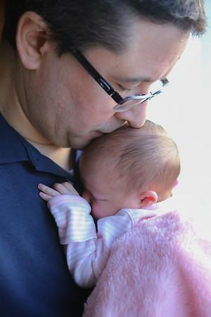 Victoria Elizabeth newborn
