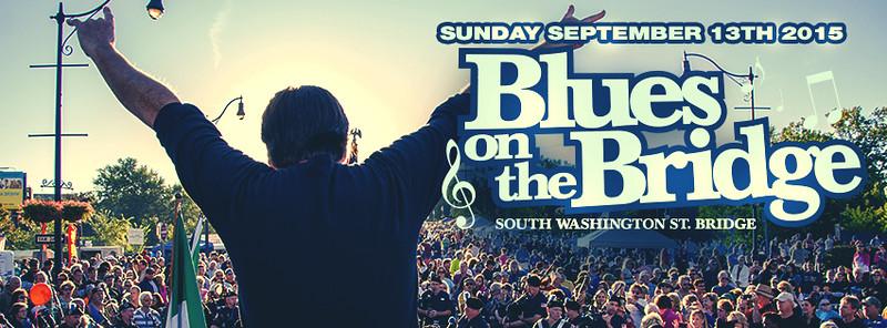 Blues On The Bridge 2015